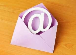 Wie funktioniert das E-Mail?