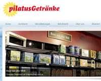 Pilatus-Getränke.ch